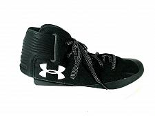 Buy Under Armour Black Lace Up Athletic High Top Sneakers Shoes Men's 8.5 (SM6)