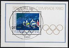 Buy GERMANY DDR [1980] MiNr 2531 Block 60 ( O/used ) Olympiade