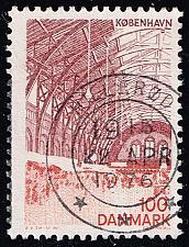 Buy Denmark #588 Central Station; Used (0.25) (2Stars) |DEN0588-02XBC