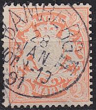 Buy GERMANY Bayern Bavaria [1876] MiNr 0044 a ( O/used )