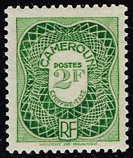 Buy Cameroun #J28 Postage Due; Unused (2Stars) |CMRJ28-01XVA