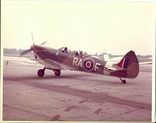 Buy Airplane Plane Photo Vintage Original WWII Photograph Real Picture RAOF Color