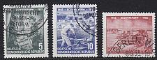Buy GERMANY DDR [1955] MiNr 0481-83 ( O/used )