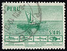 Buy Peru **U-Pick** Stamp Stop Box #158 Item 64 |USS158-64