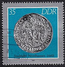 Buy GERMANY DDR [1986] MiNr 3041 ( OO/used ) Münzen