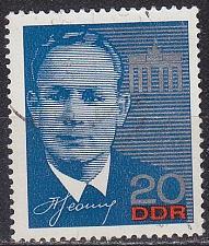 Buy GERMANY DDR [1965] MiNr 1138 ( OO/used ) Raumfahrt