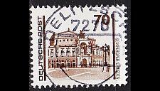 Buy GERMANY DDR [1990] MiNr 3348 ( OO/used ) Architektur