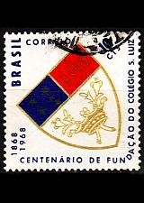 Buy BRASILIEN BRAZIL [1968] MiNr 1170 ( O/used )