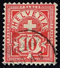 Buy Switzerland #73 Numeral; Used (0.80) (0Stars) |SWI0073-08XRS