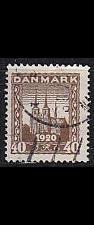 Buy DÄNEMARK DANMARK [1920] MiNr 0112 ( O/used ) Architektur