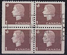 Buy KANADA CANADA [1962] MiNr 0348 EF ( O/used ) [01] 4er