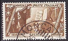 Buy ITALIEN ITALY [1932] MiNr 0420 ( O/used )