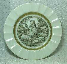 Buy Vintage Royal Copenhagen Collector Plate Kissing In the Barnyard Small