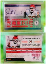 Buy Jonathan Baldwin Chiefs Autographed 2012 Panini Certified 11pc Jersey/499 Mnt