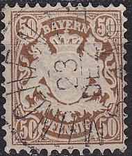 Buy GERMANY Bayern Bavaria [1876] MiNr 0046 ( O/used ) [03]