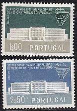 Buy PORTUGAL [1958] MiNr 0868-69 ( **/mnh )