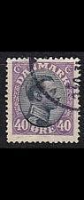 Buy DÄNEMARK DANMARK [1918] MiNr 0104 a ( O/used )