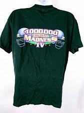 Buy 100,000 Football Madness IV Men's T-Shirt XL Graphic Short Sleeve Black