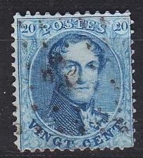 Buy BELGIEN BELGIUM [1863] MiNr 0012 A ( O/used )