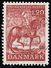 Buy Denmark #612 Christian IV; Used (4Stars) |DEN0612-01XBC
