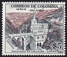 Buy KOLUMBIEN COLOMBIA [1959] MiNr 0881 ( **/mnh )