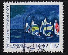 Buy GERMANY DDR [1980] MiNr 2531 ( OO/used ) Olympiade