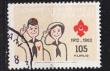 Buy TÜRKEI TURKEY [1962] MiNr 1839 ( O/used )