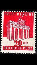 Buy GERMANY Alliiert AmBri [1948] MiNr 0102 A ( **/mnh )