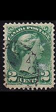 Buy KANADA CANADA [1870] MiNr 0027 a A ( O/used )