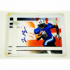 Buy NFL JAVON RINGER TITANS AUTOGRAPHED 2009 UPPER DECK SIGNATURE SHOTS MNT