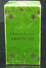 Buy Avon Christian Lacroix ABSYNTHE 1.7oz Eau De Parfum Spray New In Box Rare