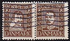 Buy DÄNEMARK DANMARK [1924] MiNr 0139+42 ( O/used )