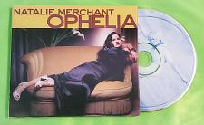 Buy NATALIE MERCHANT OPHELIA COMPACT DISC GD/VG