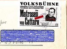 Buy GERMANY DDR [1988] MiNr 3213 Block 96 ( Brief )