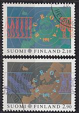 Buy FINLAND SOUMI [1991] MiNr 1144-45 ( O/used ) CEPT