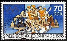 Buy GERMANY DDR [1976] MiNr 2131 ( OO/used ) Olympiade