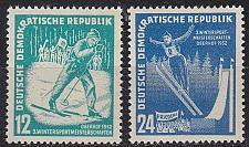Buy GERMANY DDR [1952] MiNr 0298-99 ( **/mnh )