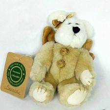 "Buy NWT Boyds Bears Serena Goodnight Teddy Bear Angel Christmas Ornament 6"""