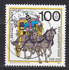 Buy GERMANY BUND [1989] MiNr 1439 ( O/used ) Post