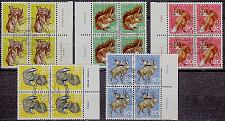 Buy SCHWEIZ SWITZERLAND [1966] MiNr 0845-49 ( Ersttag-O ) [01] Pro Juventute 4er Text
