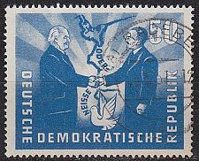 Buy GERMANY DDR [1951] MiNr 0285 ( OO/used ) [02]