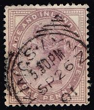 Buy Great Britain #89 Queen Victoria; Used (2.00) (2Stars) |GBR0089-35XVA