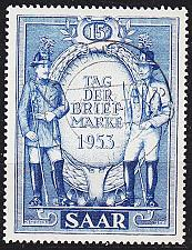 Buy GERMANY Saar [1953] MiNr 0342 ( O/used )