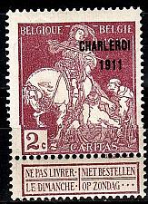 Buy BELGIEN BELGIUM [1911] MiNr 0086 III ( */mh )