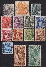 Buy GERMANY Saar [1947] MiNr 0206 ex ( O/used ) [03]