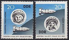 Buy GERMANY DDR [1963] MiNr 0940-71 ( **/mnh ) Raumfahrt