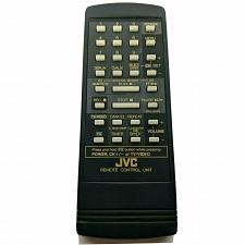 Buy Genuine JVC TV VCR Remote Control GUR64EC1086 Tested Works