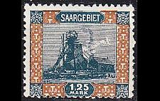 Buy GERMANY Saar [1921] MiNr 0064 ( **/mnh )