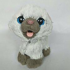 "Buy Hasbro Beige Talking Kitten Cat Plush Stuffed Animal 2015 8.5"""