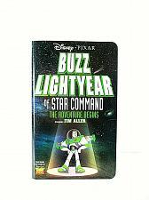 Buy Buzz Lightyear of Star Command The Adventure Begins VHS Disney Pixar (#vhp)